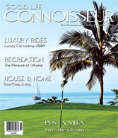 Good Life Connoisseur Magazine - Fall 2008 - Punta Mita