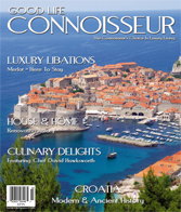 Good Life Connoisseur Magazine - Fall 2011 - Croatia  Modern & Ancient History