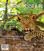 Good Life Connoisseur Magazine - Winter 2012 - Botswana - The Okavango Delta