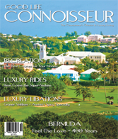Good Life Connoisseur Magazine - Summer 2009 - BERMUDA - Feel the Love