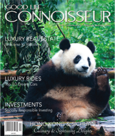 Good Life Connoisseur Winter 2013 - Hong Kong & Sichuan - Sightseeing & Culinary Delights