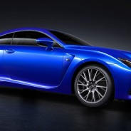 2015 Lexus RC F Sports Coupe Preview