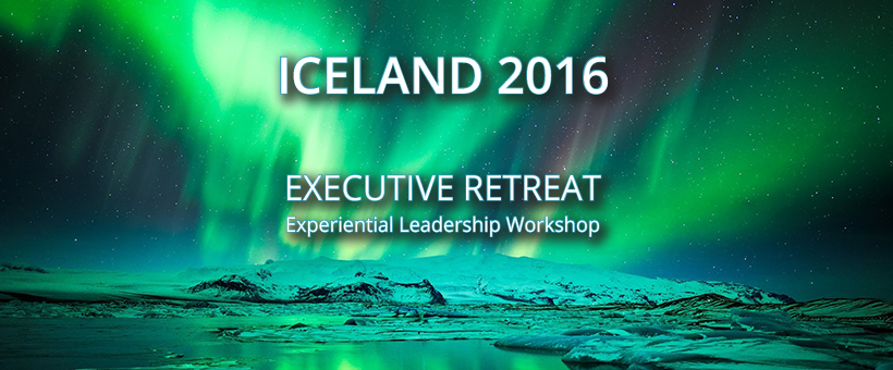Iceland 2016 Experiential Leadership Workshop