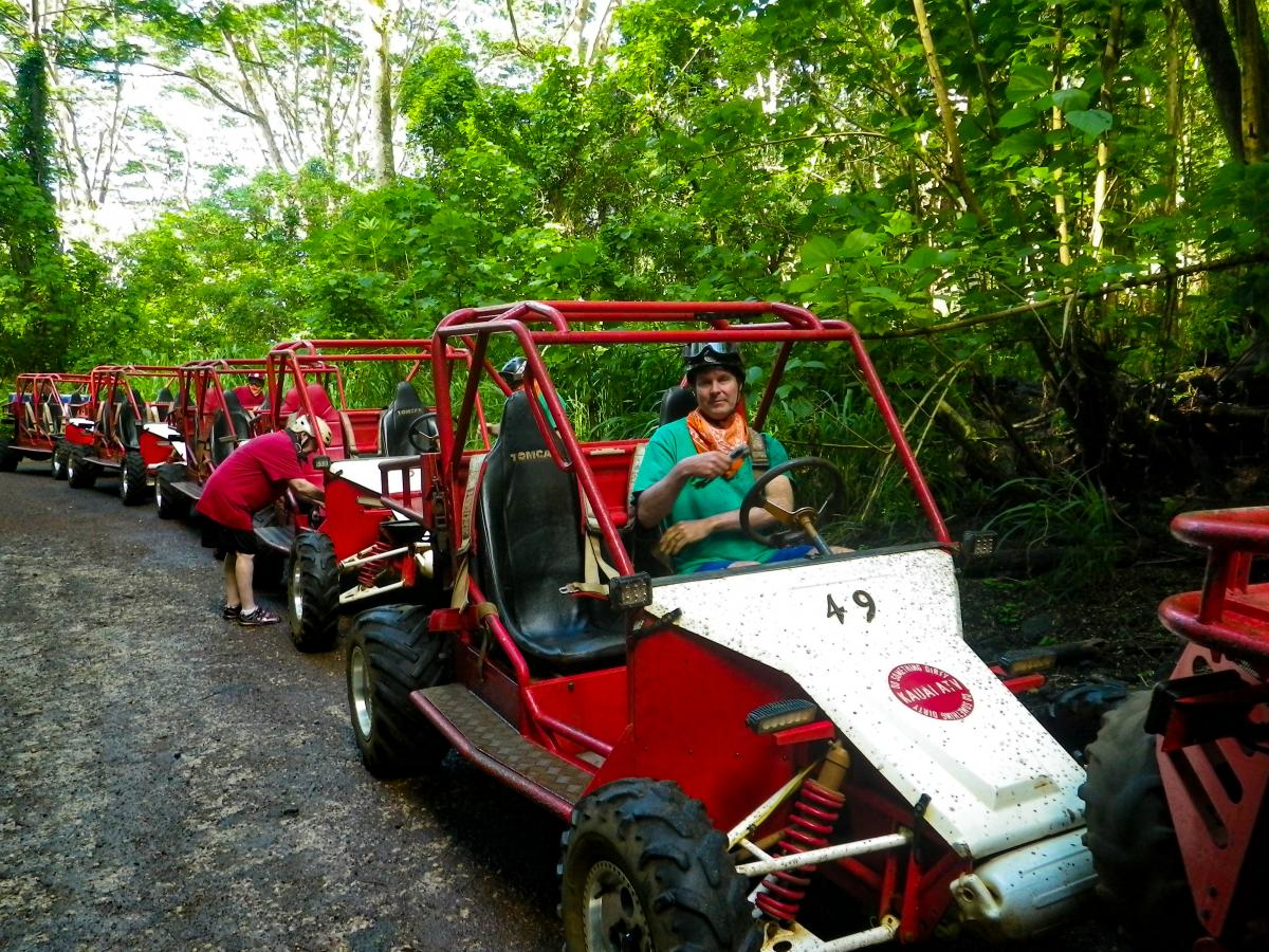 Koloa Zipline and ATV Tours